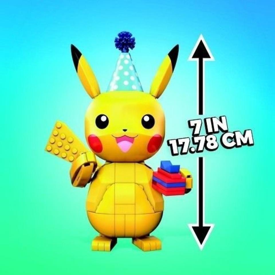 Obrázek 2 produktu Mega Construx Pokémon Oslava Pikachu