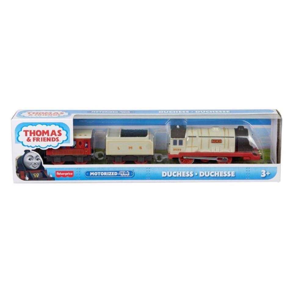 Obrázek 1 produktu Fisher Price Tomáš a Noví přátelé DUCHESS, Mattel GHK80