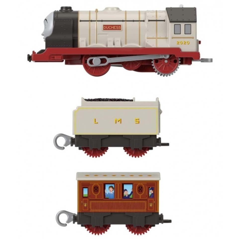 Obrázek 3 produktu Fisher Price Tomáš a Noví přátelé DUCHESS, Mattel GHK80