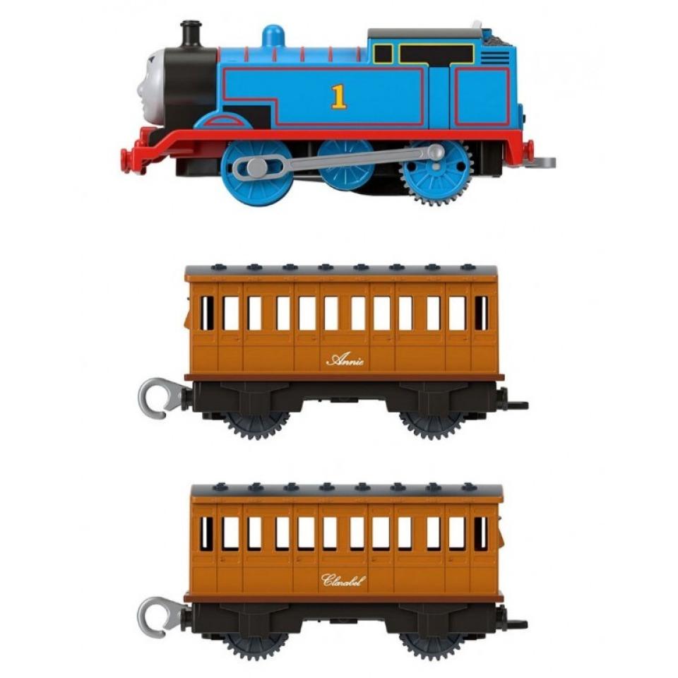 Obrázek 2 produktu Fisher Price Tomáš a Noví přátelé ANNIE a CLARABEL, Mattel GHK82