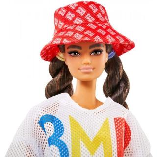 Obrázek 2 produktu Barbie Sběratelská BMR1959 V červeném klobouku módní DeLuxe, Mattel GNC48