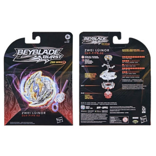 Obrázek 3 produktu BeyBlade Burst Pro kotouč ZWEI LÚNIOR, Hasbro F2336