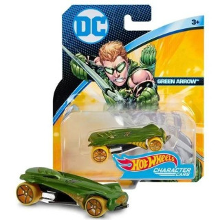 Obrázek 2 produktu Hot Wheels DC autíčko Green Arrow, Mattel FGL67