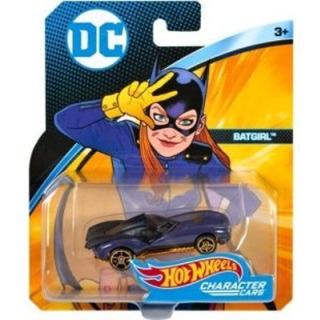 Obrázek 2 produktu Hot Wheels DC autíčko Batgirl, Mattel DXM52