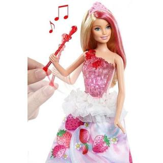 Obrázek 4 produktu Barbie Jahůdková princezna, Mattel DYX27