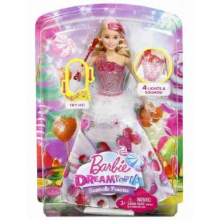 Obrázek 5 produktu Barbie Jahůdková princezna, Mattel DYX27