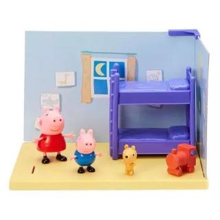 Obrázek 2 produktu Peppa Pig Ložnice se 2 figurkami