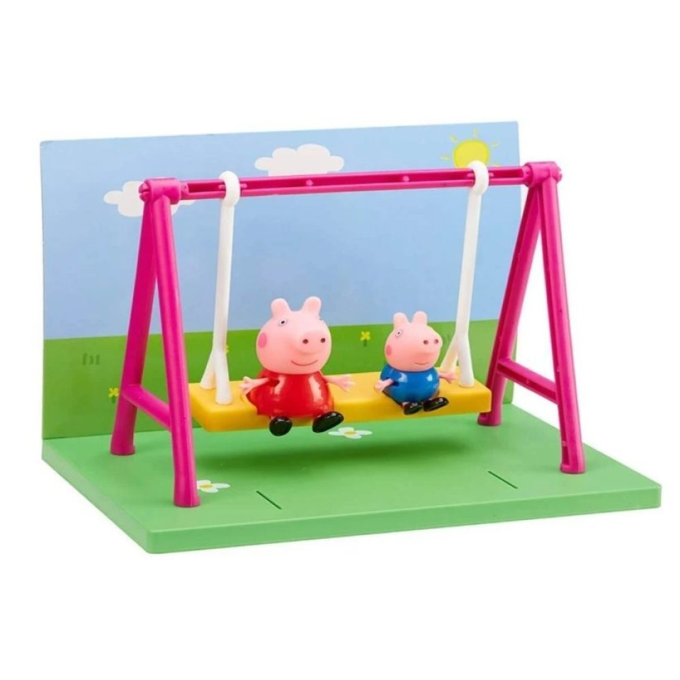 Obrázek 1 produktu Peppa Pig Hřiště se 2 figurkami