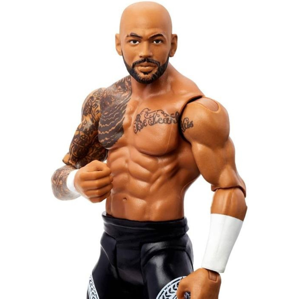 Obrázek 1 produktu WWE WrestleMania RICOCHET 17,5 cm, Mattel GVJ77