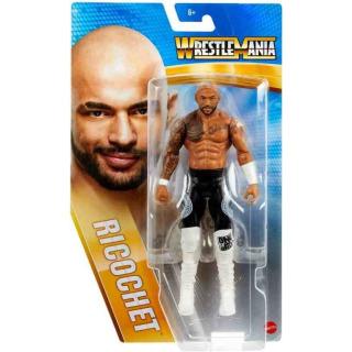 Obrázek 5 produktu WWE WrestleMania RICOCHET 17,5 cm, Mattel GVJ77