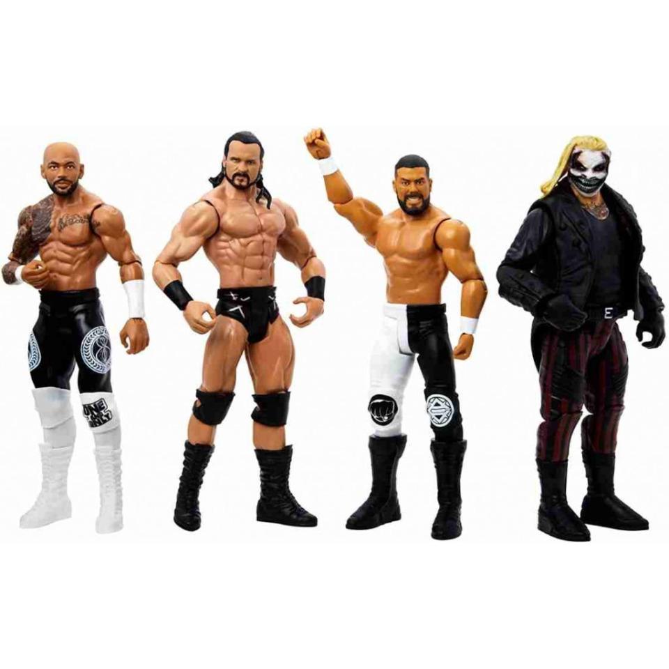 Obrázek 3 produktu WWE WrestleMania DREW McINTYRE 17,5 cm, Mattel GVJ76