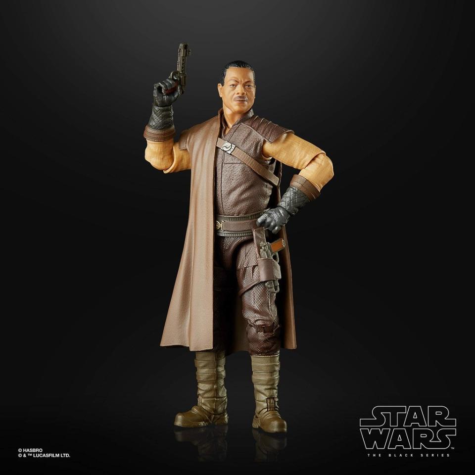 Obrázek 1 produktu Star Wars: The Mandalorian GREEF KARGA 15cm, Hasbro F1305