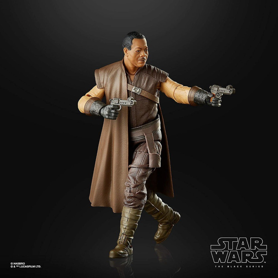 Obrázek 2 produktu Star Wars: The Mandalorian GREEF KARGA 15cm, Hasbro F1305