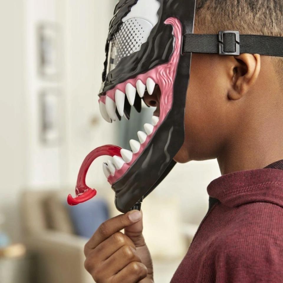 Obrázek 2 produktu Spiderman Maximum Venom Maska, Hasbro E8689