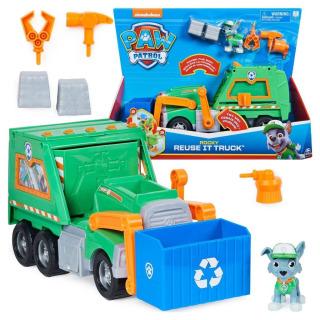 Obrázek 2 produktu Tlapková patrola ROCKY Recyklační auto, Spin Master