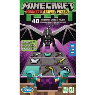 Obrázek 2 produktu ThinkFun Minecraft Magnetická cestovní hra