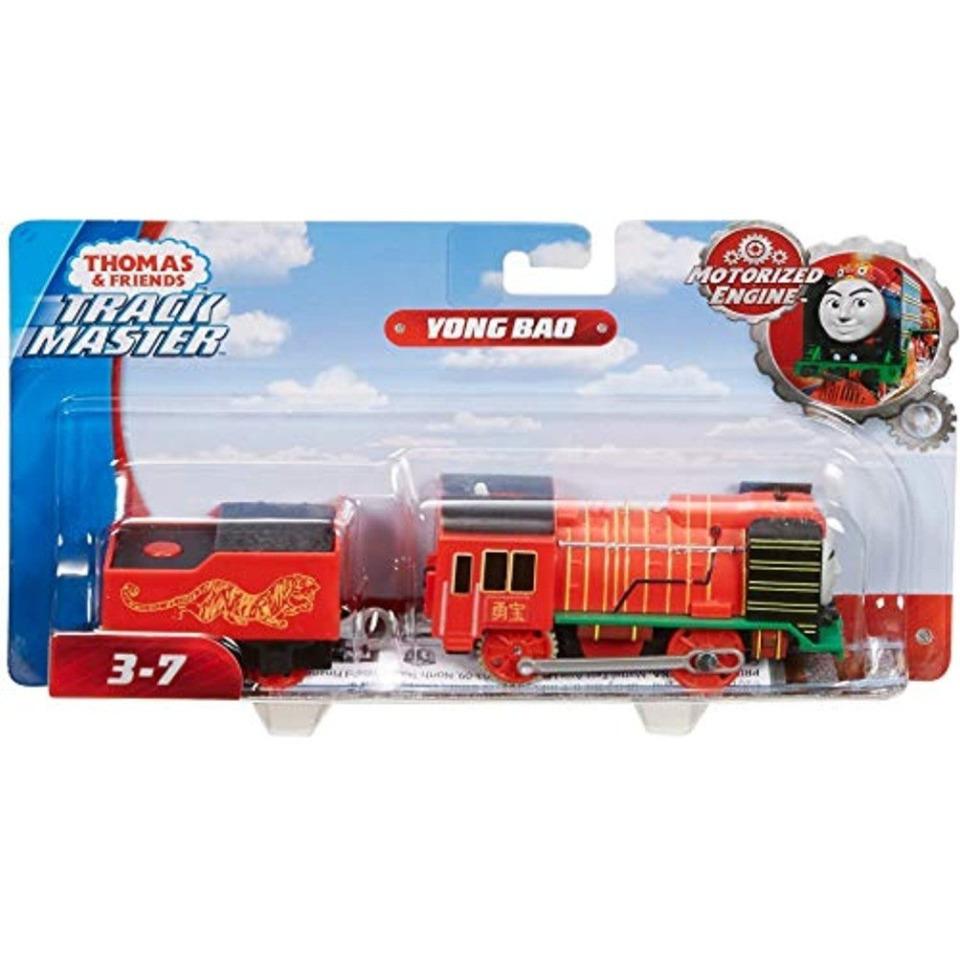 Obrázek 1 produktu Fisher Price Velká motorová mašinka YONG BAO,  Mattel GPL47