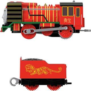 Obrázek 3 produktu Fisher Price Velká motorová mašinka YONG BAO,  Mattel GPL47
