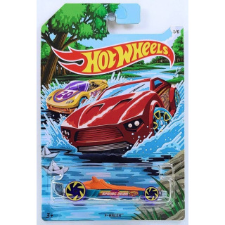 Obrázek 2 produktu Hot Wheels Easter Spring F-RACER, Mattel GJV76