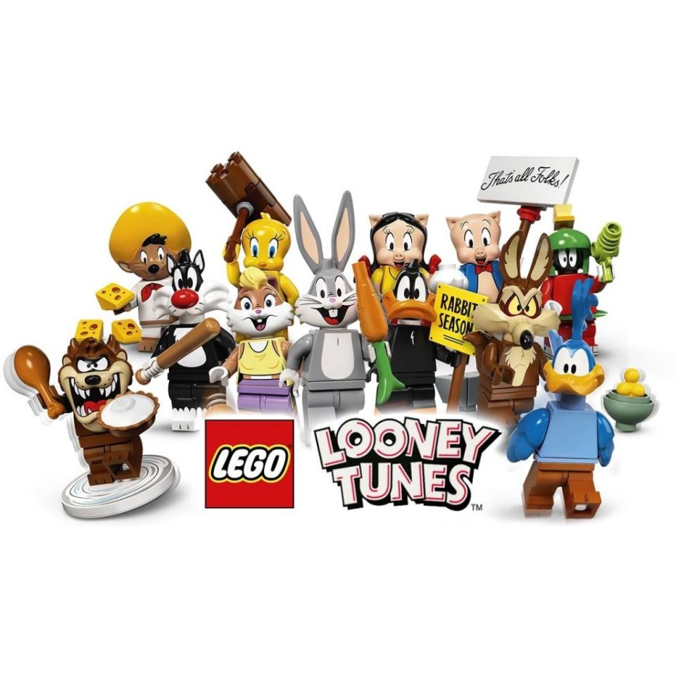 Obrázek 2 produktu LEGO Looney Tunes™ 71030 Minifigurka Lola Bunny