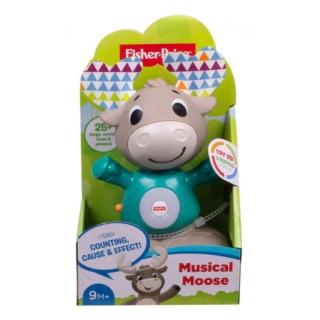 Obrázek 2 produktu Fisher Price Linkimals Mluvící los, Mattel GRB25