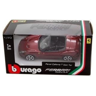 Obrázek 2 produktu Bburago FERRARI Race&Play Ferrari California T (Open Top) 1:43