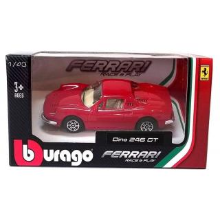 Obrázek 2 produktu Bburago FERRARI Race&Play Dino 246 GT 1:43