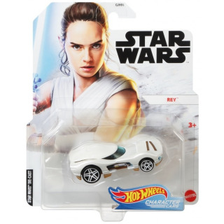 Obrázek 3 produktu Hot Wheels Star Wars Rey, Mattel GMH92