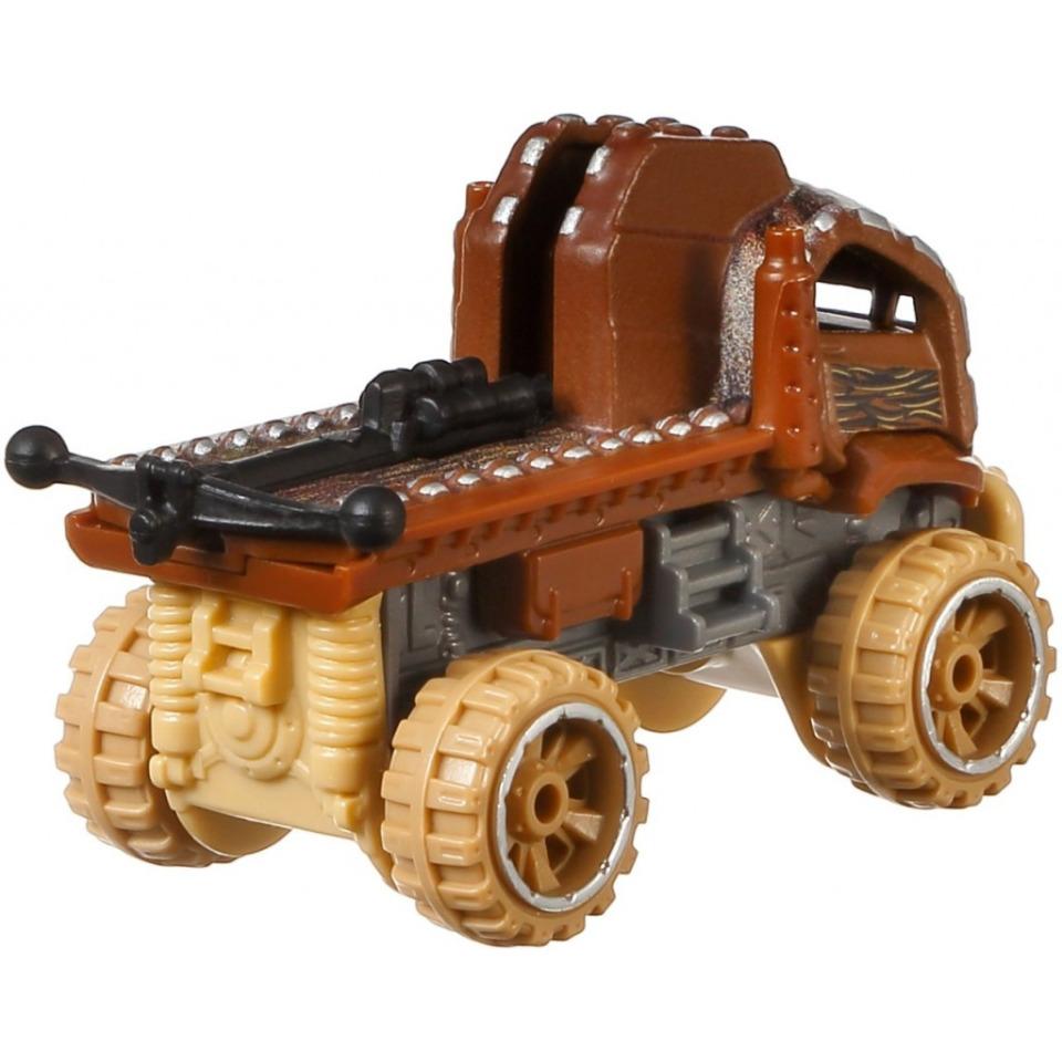 Obrázek 1 produktu Hot Wheels Star Wars Chewbacca, Mattel GMH91