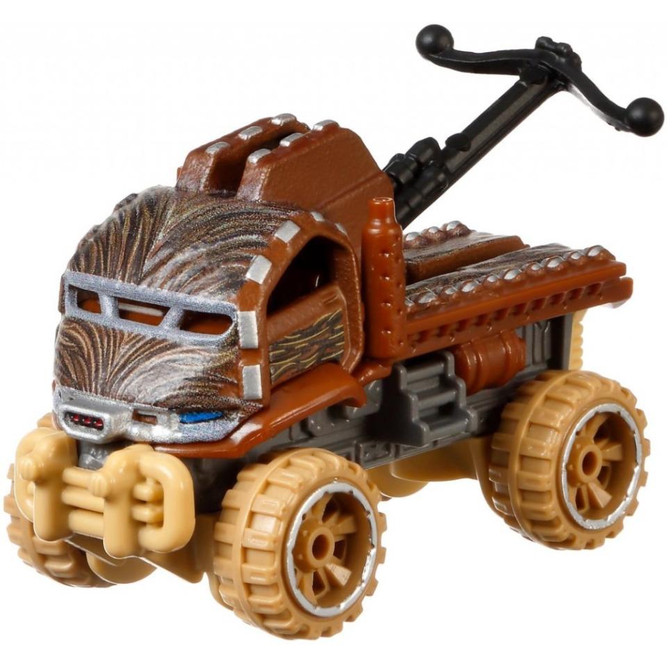 Obrázek 2 produktu Hot Wheels Star Wars Chewbacca, Mattel GMH91