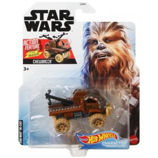 Obrázek 4 produktu Hot Wheels Star Wars Chewbacca, Mattel GMH91