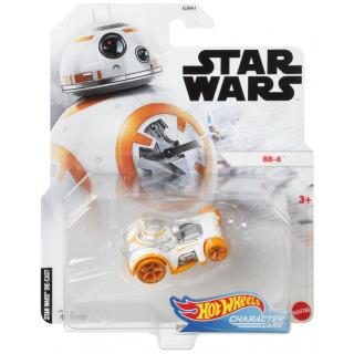Obrázek 3 produktu Hot Wheels Star Wars BB-8, Mattel GMH90
