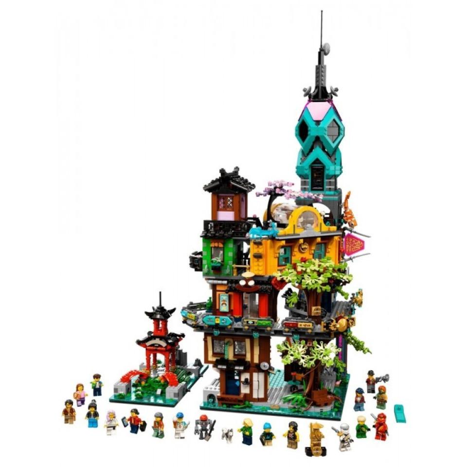 Obrázek 1 produktu LEGO Ninjago 71741 Zahrady v NINJAGO® City