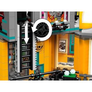 Obrázek 5 produktu LEGO Ninjago 71741 Zahrady v NINJAGO® City