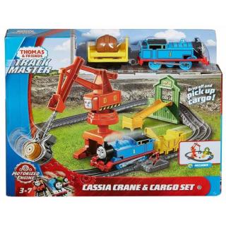 Obrázek 2 produktu Fisher Price Tomášek a přátelé Jeřáb Cassia, Mattel GHK83