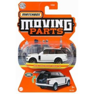 Obrázek 2 produktu Matchbox Moving Parts 2018 Land Rover Vogue SE, Mattel GWB52