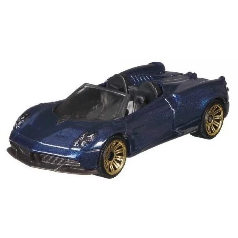 Obrázek 1 produktu Matchbox Moving Parts Pagani Huayra Roadster, Mattel GWB40