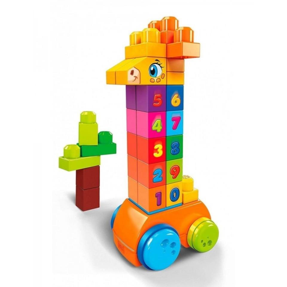 Obrázek 1 produktu Mega Bloks First Builders Kostky s čísly
