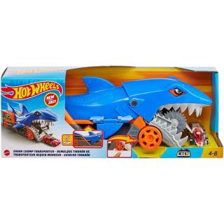 Obrázek 5 produktu Hot Wheels Náklaďák Žralok, Mattel GVG36