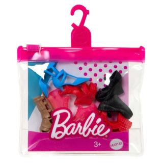 Obrázek 2 produktu Barbie Kolekce bot, Mattel GXG02