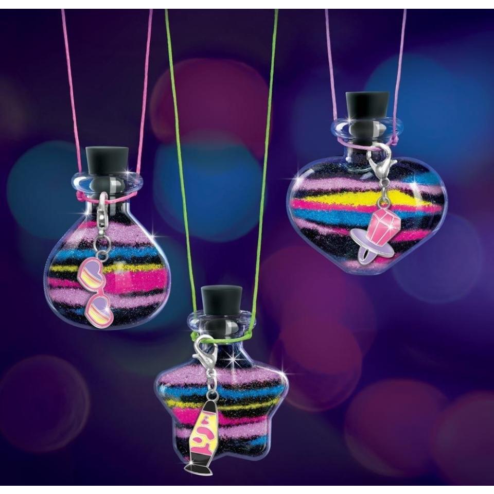 Obrázek 2 produktu Make It Real Náhrdelník s lahvičkou na sny