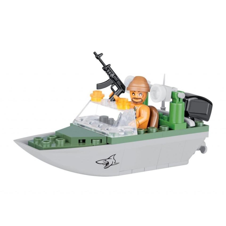 Obrázek 1 produktu Cobi 2154 Patrolovací člun