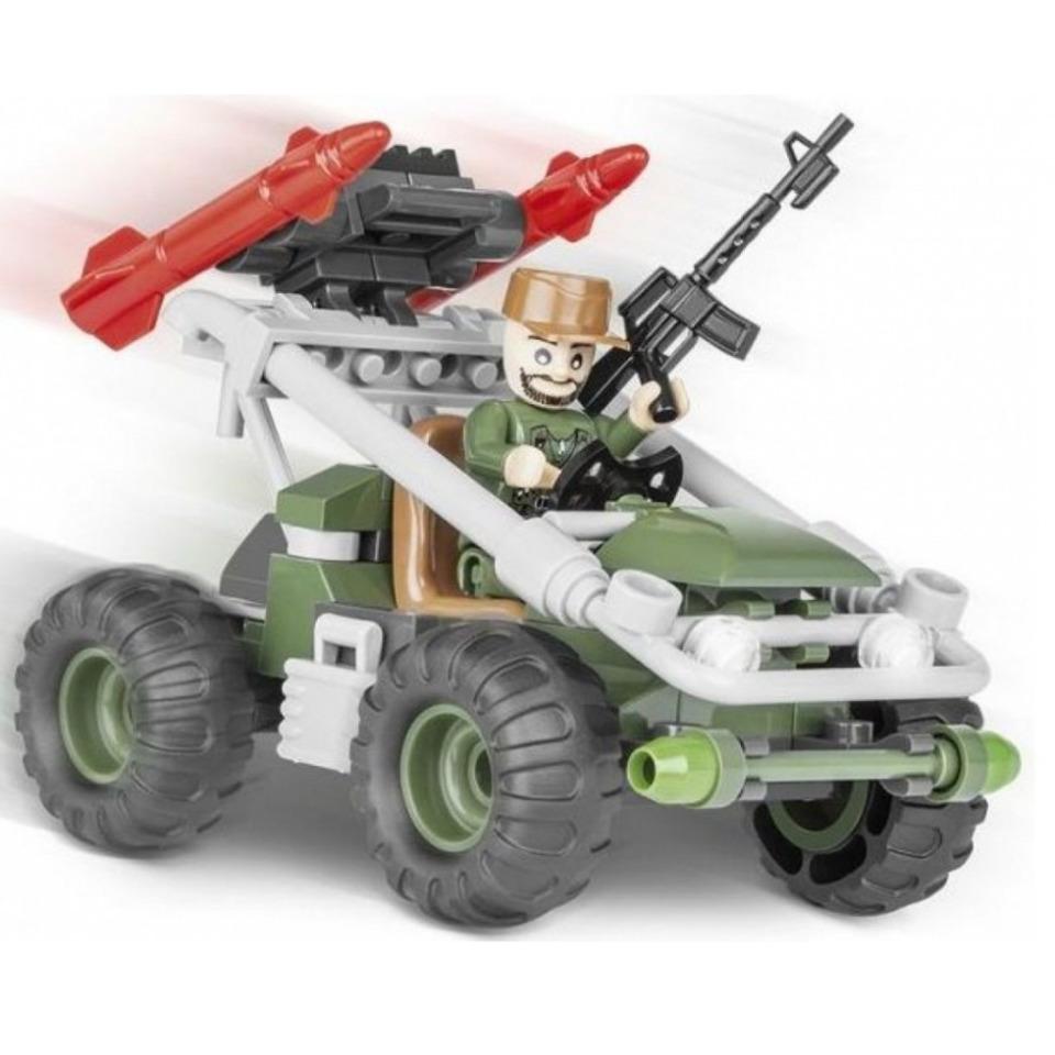 Obrázek 1 produktu Cobi 2156 Small Army Podpůrné raketové vozidlo