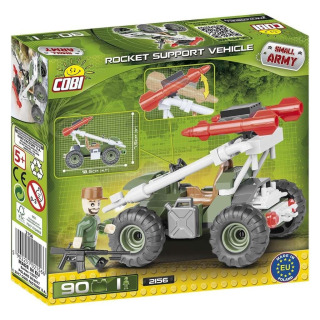 Obrázek 4 produktu Cobi 2156 Small Army Podpůrné raketové vozidlo
