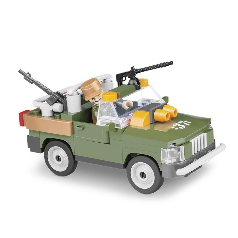 Obrázek 1 produktu Cobi 2157 Taktické podpůrné vozidlo