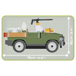Obrázek 3 produktu Cobi 2157 Taktické podpůrné vozidlo