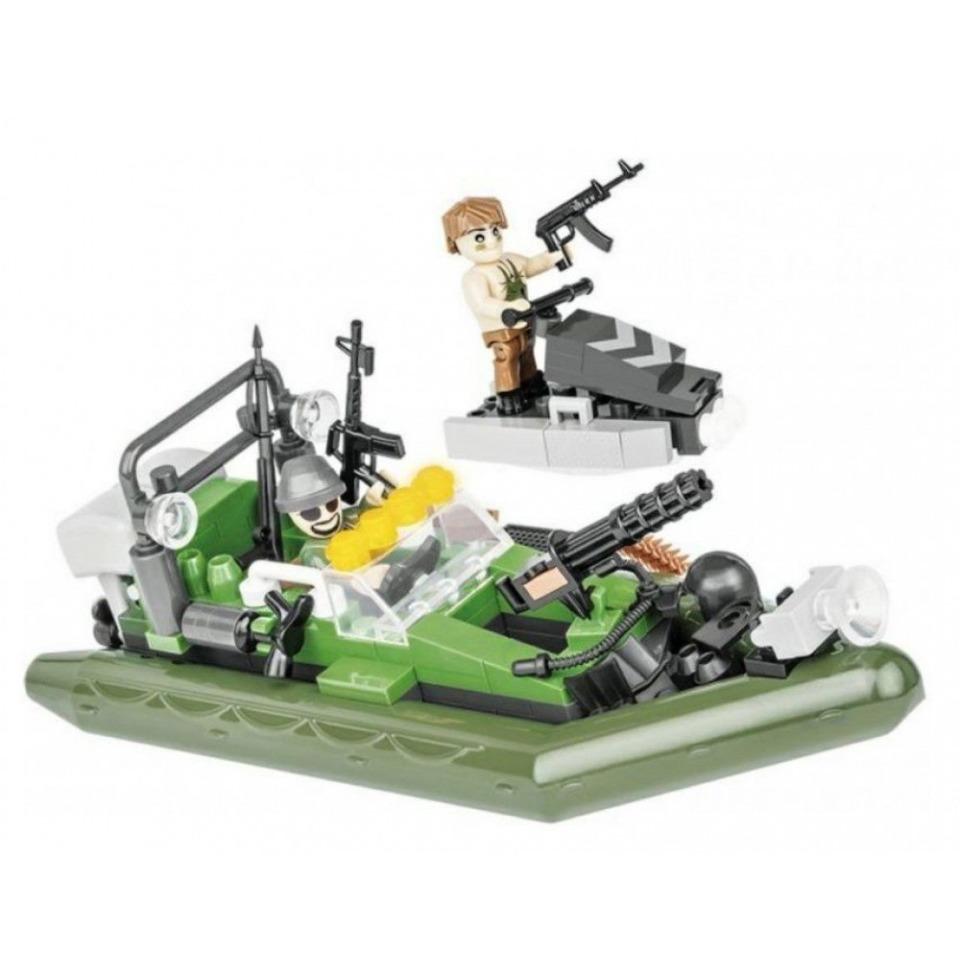Obrázek 1 produktu Cobi 2163 Small Army Vodní patrola 140 k, 2 f