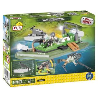 Obrázek 5 produktu Cobi 2163 Small Army Vodní patrola 140 k, 2 f