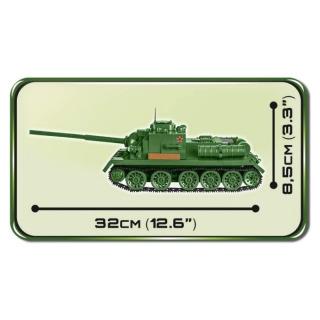 Obrázek 4 produktu Cobi 2541 World War II Ruský stíhač tanků SU-100