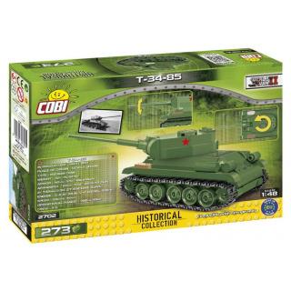 Obrázek 2 produktu COBI 2702 SMALL ARMY T-34/85, 1:48, 273 k